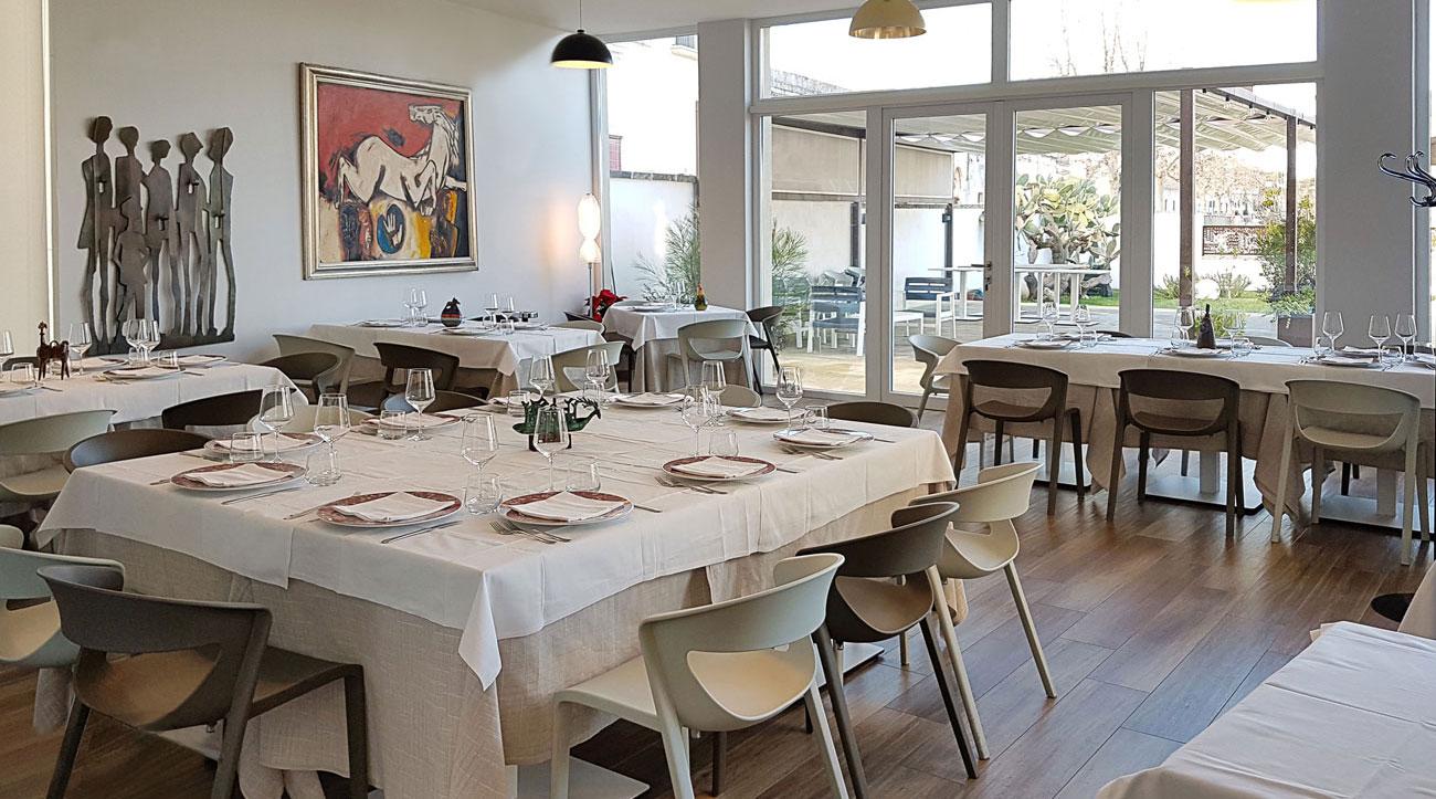 Arredamento per ristoranti Lecce